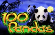 Игровой автомат 100 Pandas