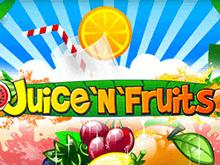 Автомат онлайн Juice'N'Fruits