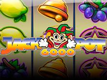 Игровой слот Jackpot 6000