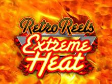 Игровой аппарат Retro Reels Extreme Heat