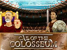 Игровой слот Call of the Colosseum