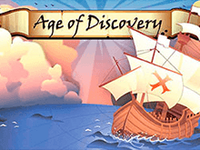 Игровой слот Age Of Discovery