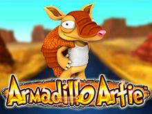Игровой автомат Armadillo Artie