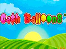 Игровой аппарат Cash Balloons