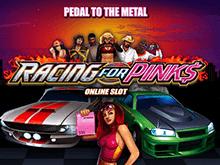 Игровой аппарат Racing For Pinks