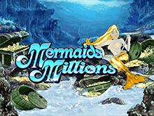 Игровой автомат Mermaids Millions