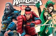 Игровой автомат Warlords - Crystals Of Power