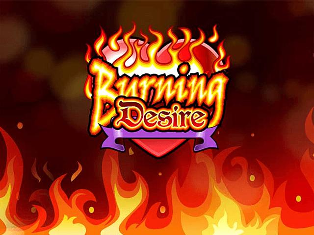 Burning Desire от Microgaming